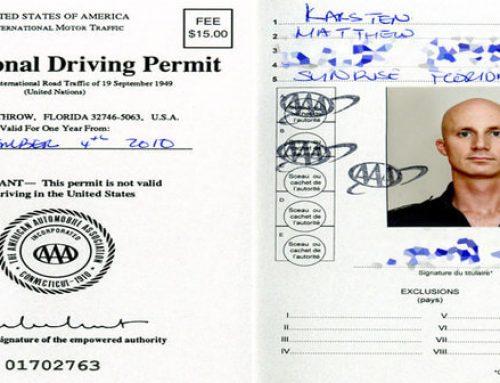Georgia Eliminates International Driving Permit